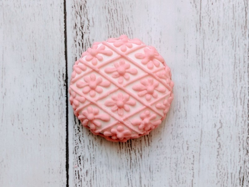 cute catのアイシングクッキーの画像