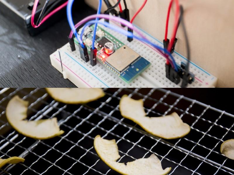 ソーラー・フードドライヤー 設計・制作 ワークショップの画像