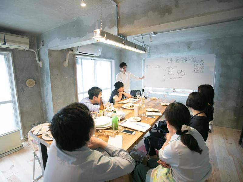 料理を理論で学びたい人の為の1日レッスン 鮮魚のポワレ(自由が丘)の画像