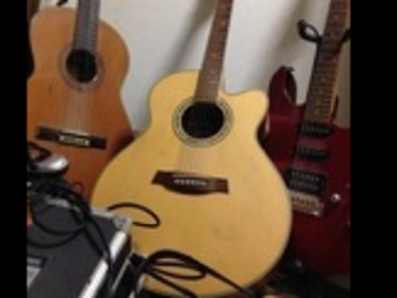 2週間で1曲!ギターの弾き語りをレッスンしますの画像