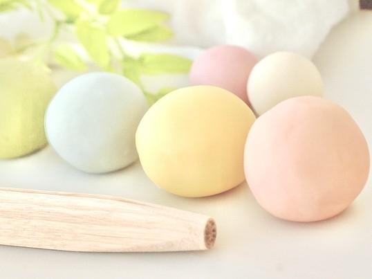 季節をたのしむ☆ 気軽にかわいい和菓子作り!(コロナ対策実施中)の画像