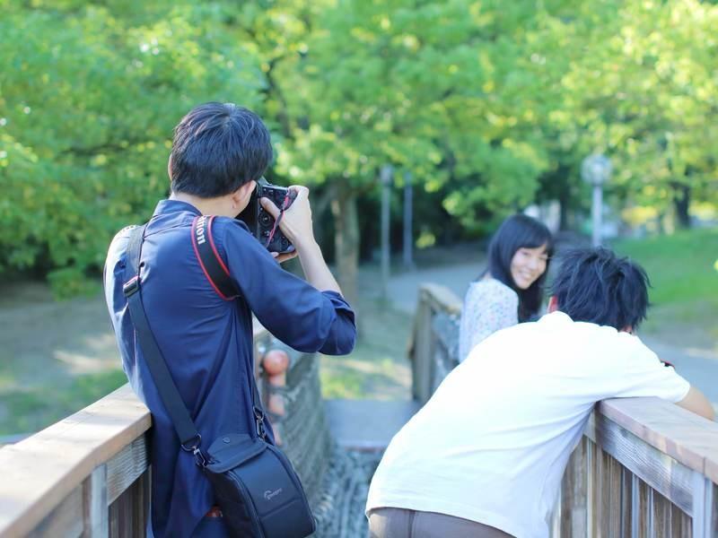 お写んぽレッスン♬違った雰囲気を感じる四季折々の写真を撮ろう☆の画像