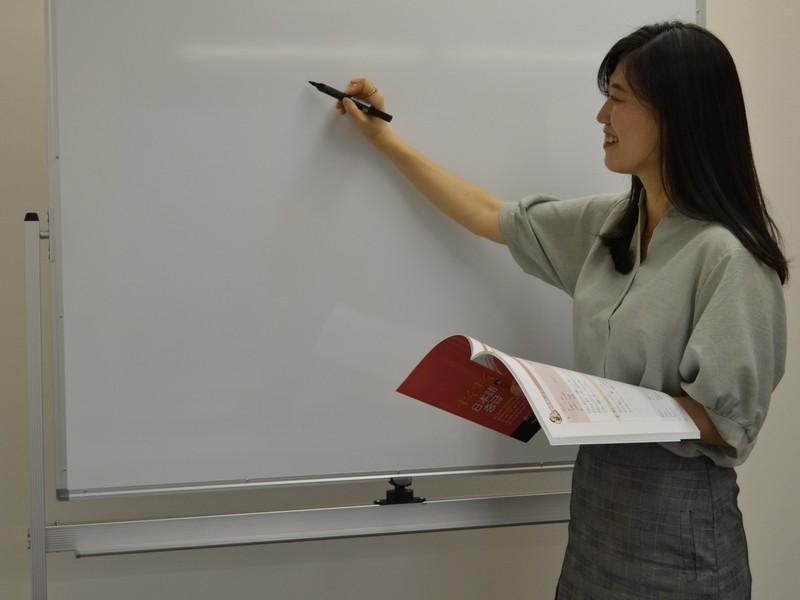韓国人の先生と100%韓国語で!会話に自信がつく講座!の画像
