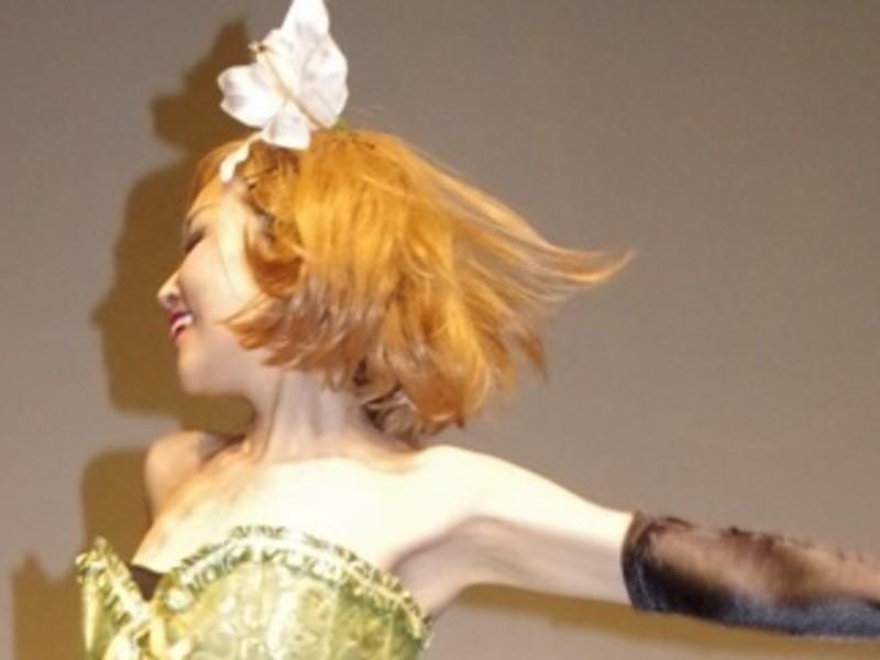 土曜・日曜お昼のバーレスクダンス体験!さらに美しく♪の画像