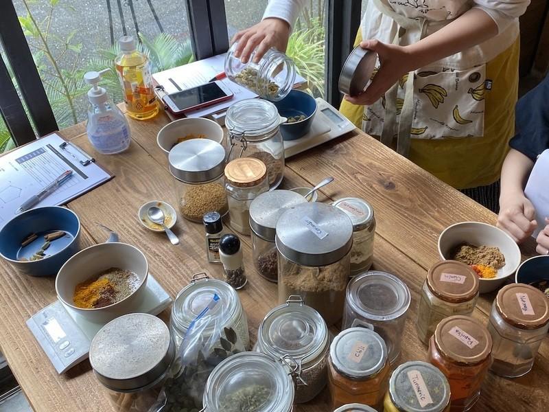 【上級者向け】スパイスカレーのレシピ開発教室!の画像