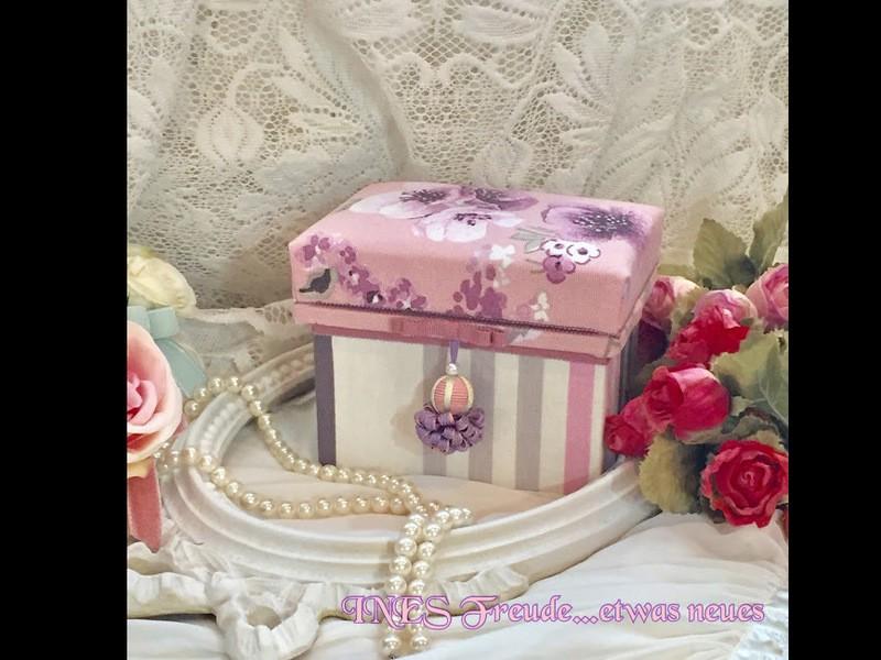 お気に入りのミニ茶箱を作りましょう♡の画像