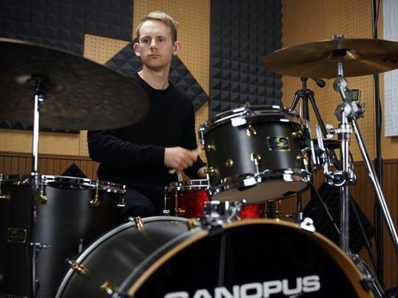 ドラムレッスン モーラー奏法 習得 アドバンスコース(上級)の画像