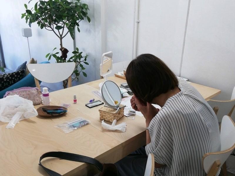 【自分でできる美人まつげ体験】神戸でセルフマツエク1Dayセミナーの画像