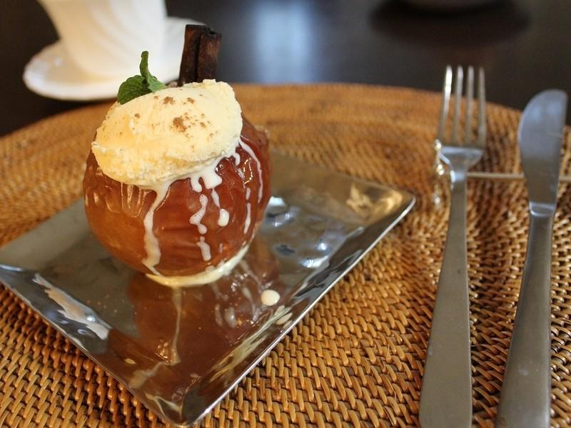 スパイス香る本格マサラチャイと焼きりんごのティータイムの会の画像
