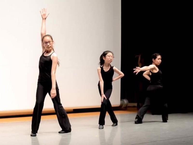 ジュニアジャズ&シアターダンスの画像