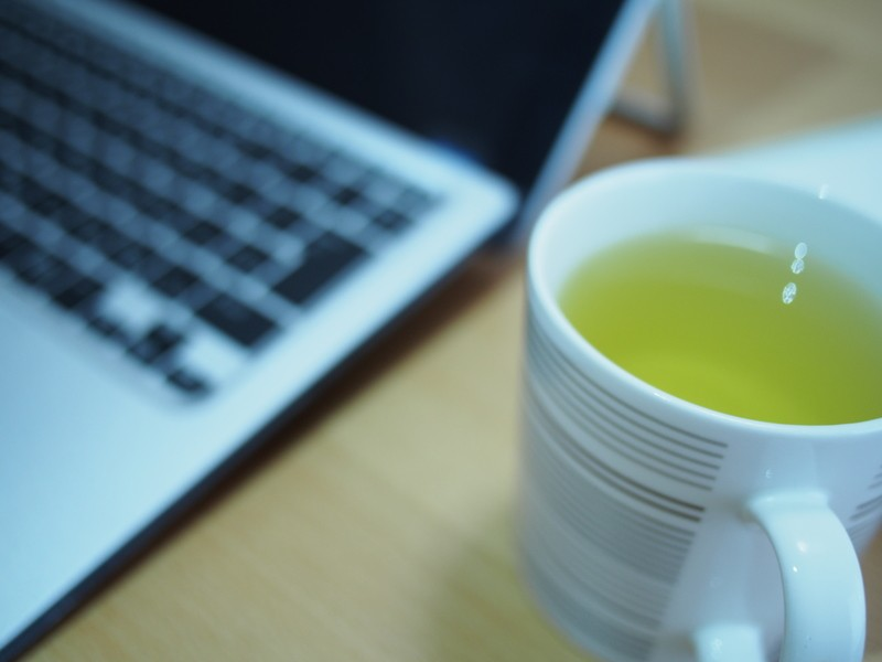 【オンライン講座】日本茶の基本の淹れ方(日本茶付き)の画像