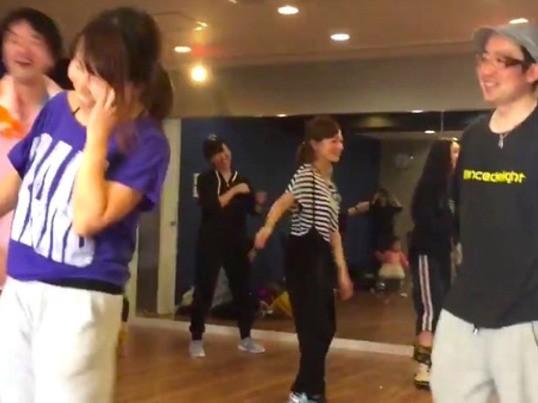 【音を感じて楽しむダンス!超入門初心者OK!子連れOK!】の画像