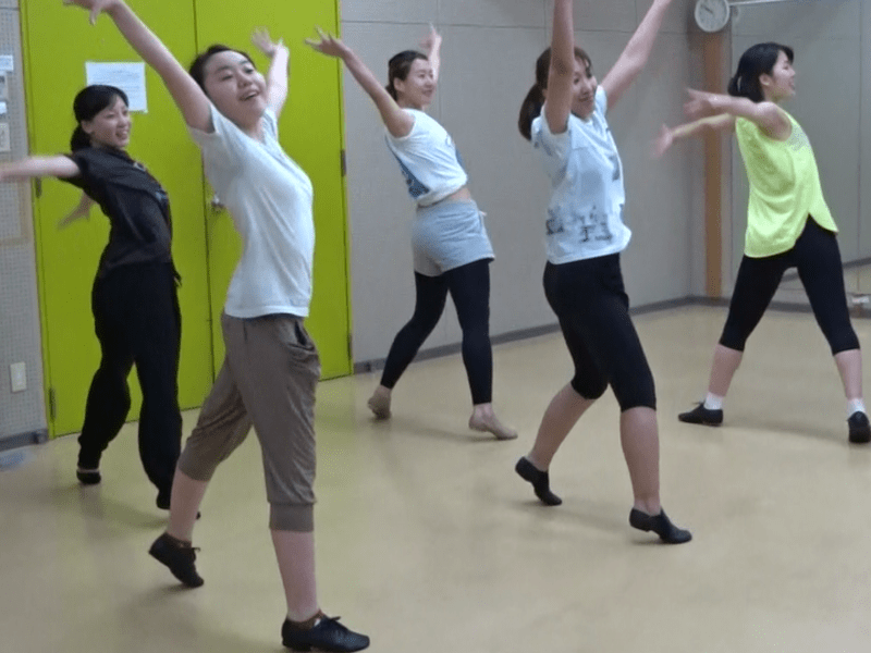 オンラインレッスン「初めてのダンス☆JAZZ・テーマパークダンス」の画像
