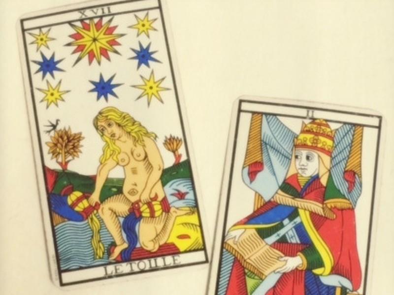 【オンライン】マルセイユタロットカード入門講座 カモワンタロット編の画像