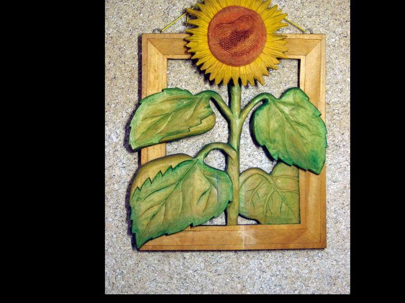 木彫教室・本科コースの画像