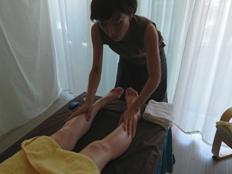 【足から妊活】さよらな生理痛☆『子宮を元気にするセルフケア講座』の画像