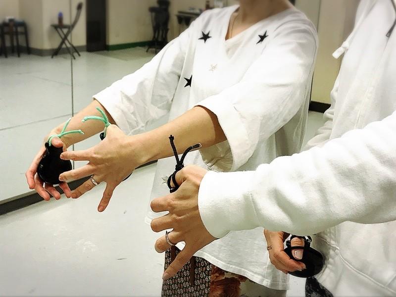 体験レッスン 免疫力UP! 感染予防の身体づくり 簡単フラメンコの画像