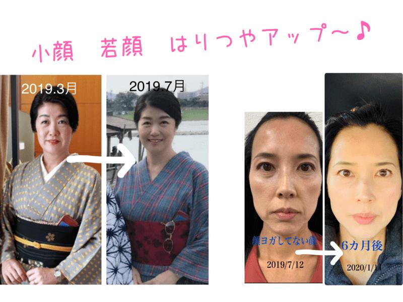 隠れた魅力を引き出す「顔ヨガ」パーソナルレッスン集中5回コースの画像