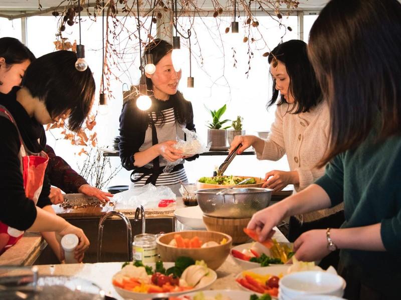 スパイスハーブの集大成🌿人気メニューオールスターの料理会✨の画像
