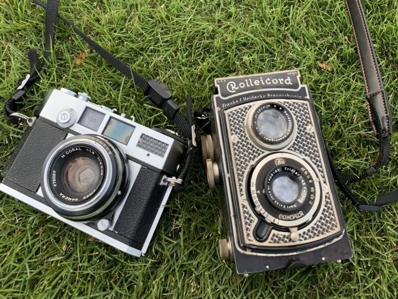 未経験者歓迎!【フィルムカメラ】を実際に触って写真撮影しようの画像