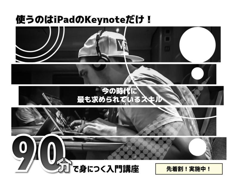 PC不要!iPadでアニメーション・シェイプモーション入門講座の画像
