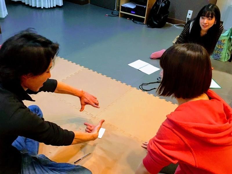 7月スタート!劇団SUNの演技・演劇ワークショップ『発展クラス』の画像