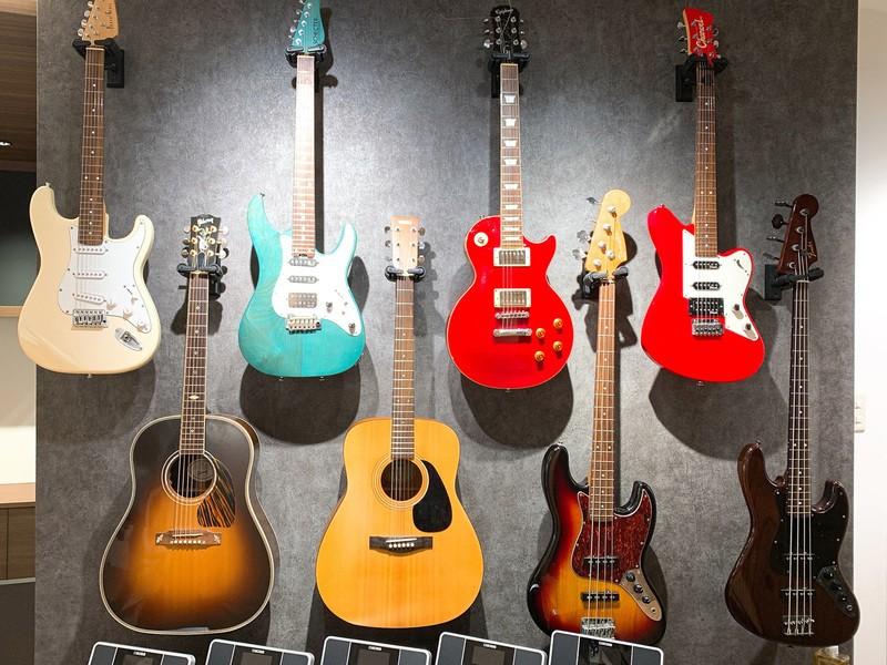 初心者・お一人様大歓迎!!ギター体験レッスン60分の画像