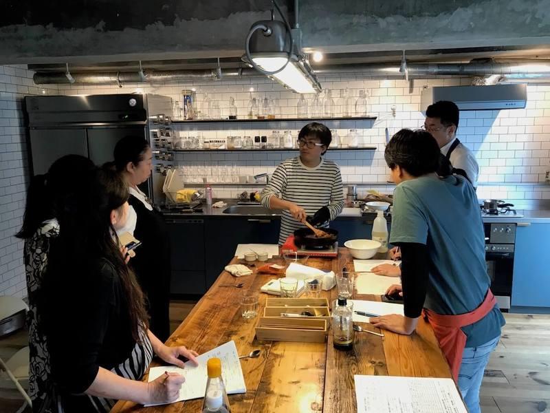 料理を理論で学びたい人の為の1日レッスン 麻婆豆腐編(中上級向け)の画像