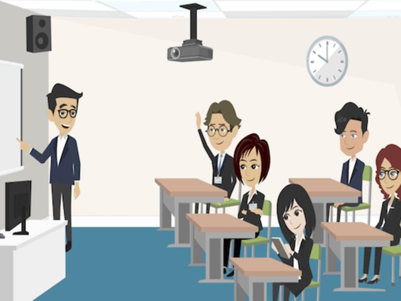 【オンライン講座】基礎:主役に踊り出るVYONDでアニメを学ぼう!の画像