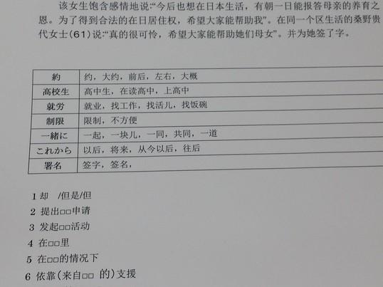 マンツーマン60分 中国語でニュースを喋りましょう。の画像