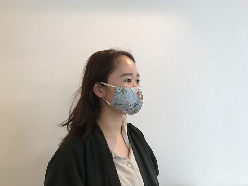 【初心者さん歓迎!】洋裁教室でマスクを作る講座の画像