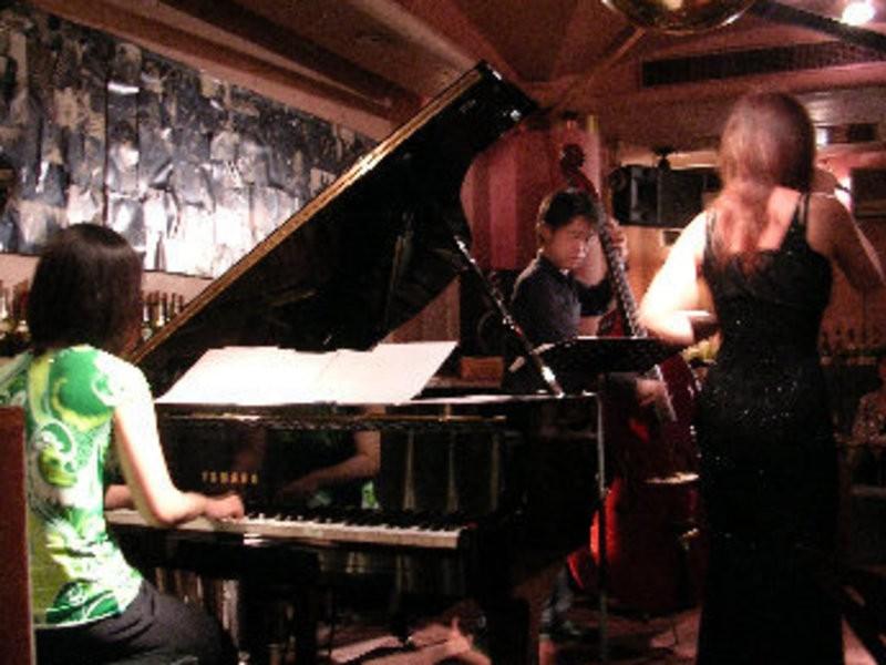 【オンライン】ジャズや英語の歌レッスン♪3回コースで1曲完成!の画像