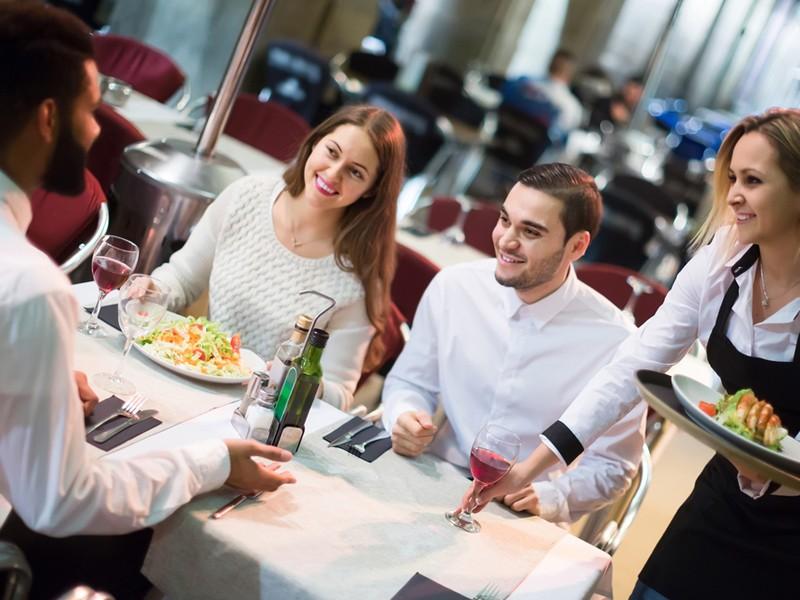 【レストラン・カフェ・飲食店向け】基礎から学べる接客英語レッスンの画像