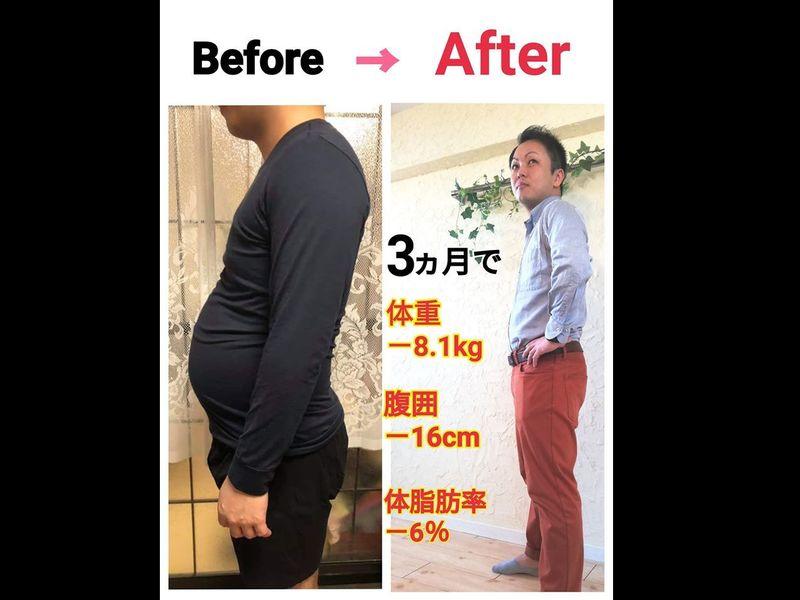 【オンライン】1分の運動で-12kg?「ダイエット」の秘訣を公開!の画像