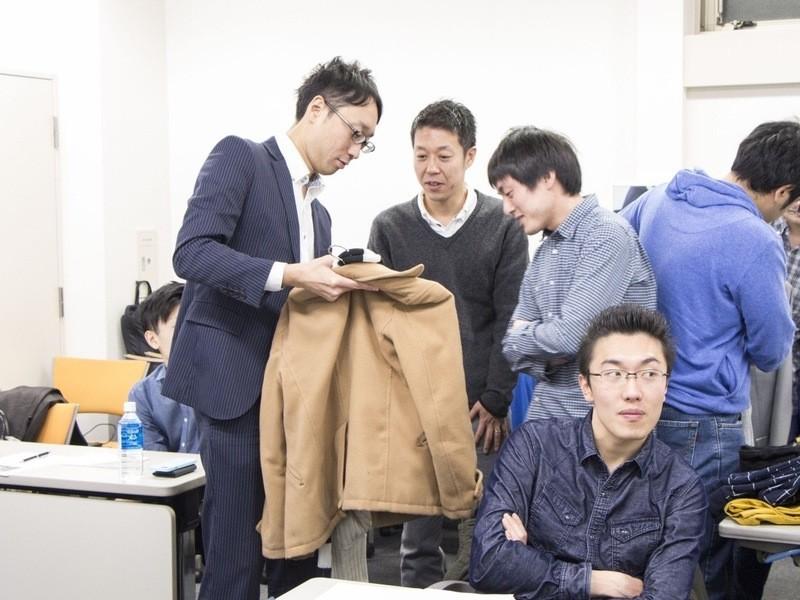 体感型ファッションセミナー 〜モテる&デキる男への具体策〜の画像