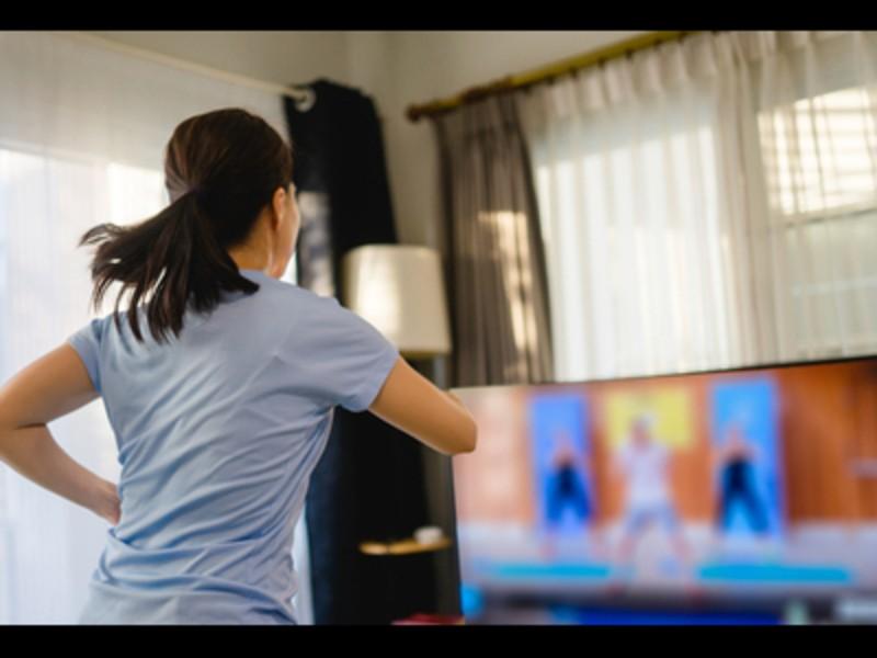【オンライン開催】家で出来る簡単キックボクササイズで運動不足解消!の画像