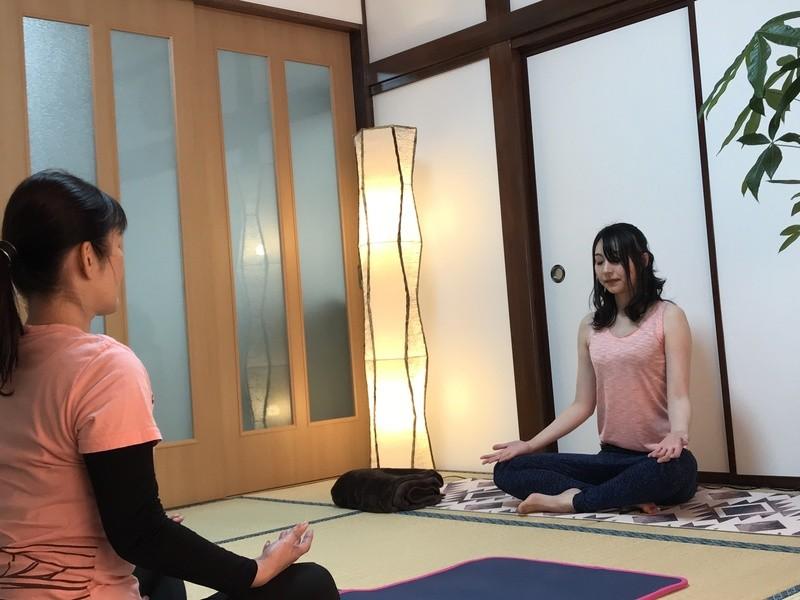 Zoomでオンライン講座 マインドフルネス瞑想でストレス解消の画像
