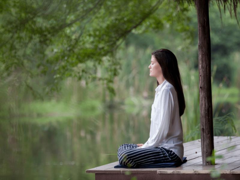 🍀《癒し力最大化》心理学で学ぶマインドフルネス瞑想【体験コース】の画像