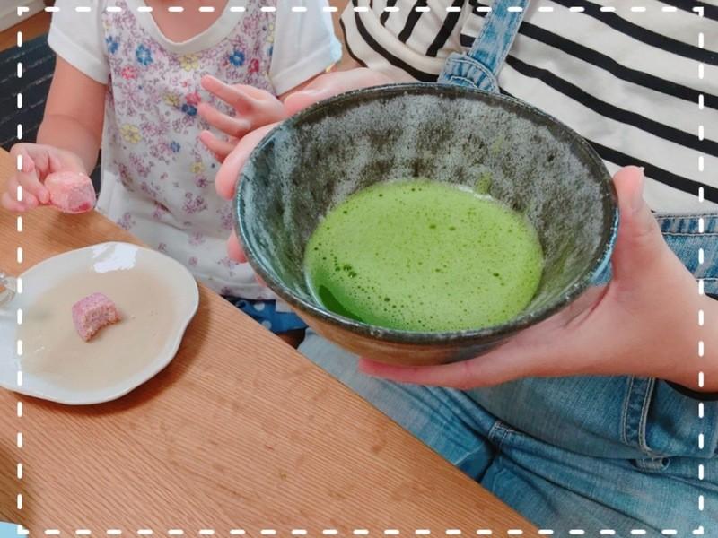 【オンライン】ゼロからはじめる抹茶♡12か月のテーブル茶道の画像