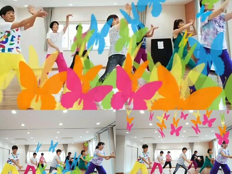 体の内側から温め整え踊る【太極舞 】太極拳・中華舞踊・カンフー要素の画像