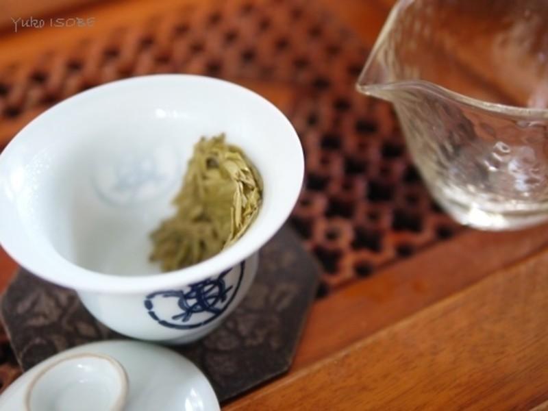 中国茶知的好奇心がとまらないシリーズ③注目の白化緑茶を学ぼう②の画像