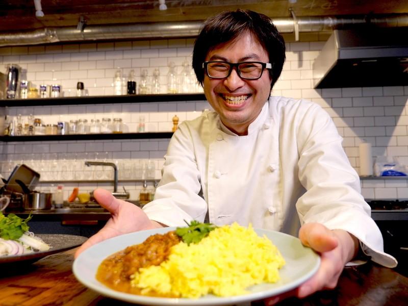 料理を理論で学びたい人の為のオンラインレッスン カレー編の画像