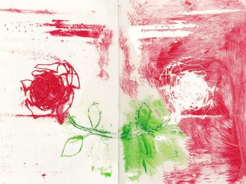 【オンライン講座】ワックスアート蜜蝋画でサンキューカードをつくろうの画像