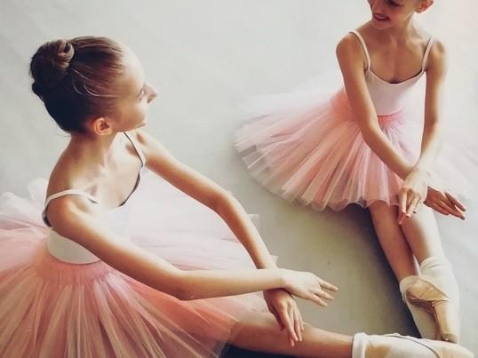 はじめてバレエの画像