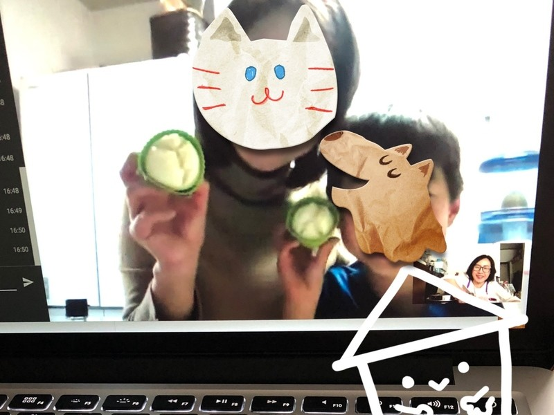 【オンライン】誰でも!絶対!パッカーン割れる!米粉蒸しパンレッスンの画像