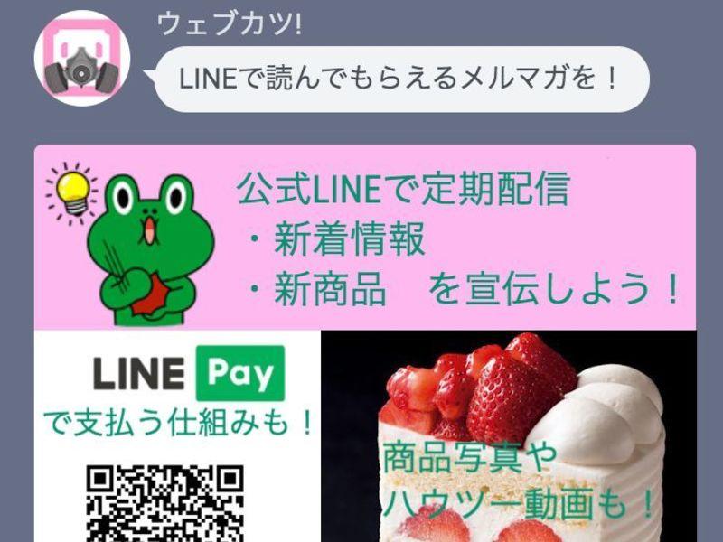 オンラインで遠隔レッスン|売れる!公式LINEでリッチメッセを配信の画像