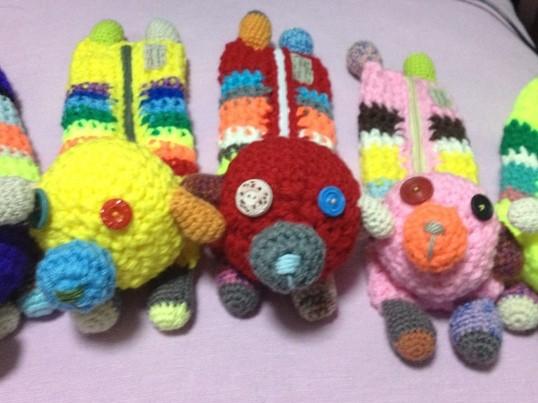オンラインではじめてみよう編み物で雑貨作りの画像
