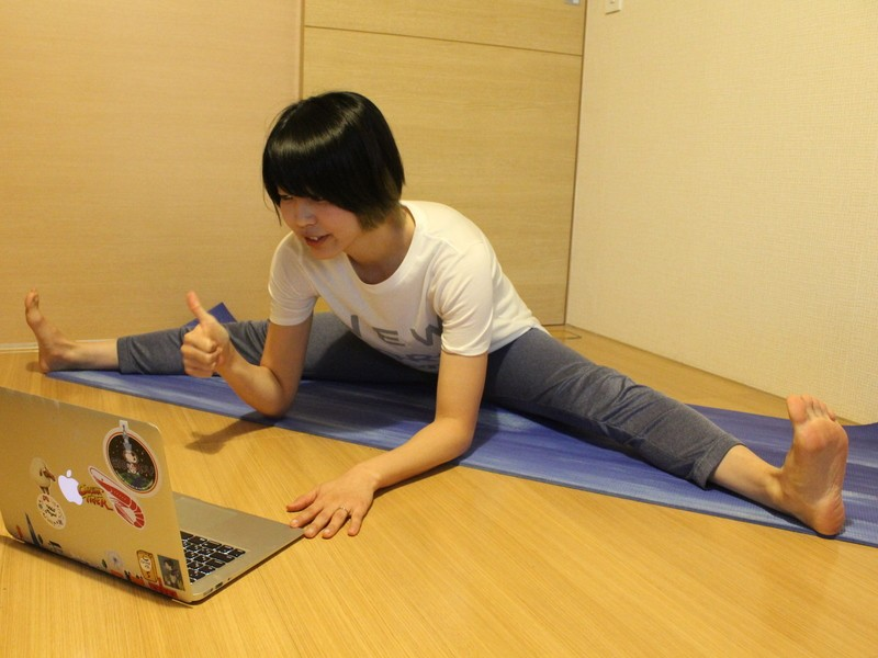 【お家がジムに!】腰痛・肩こり緩和ピラティス(オンライン開催)の画像