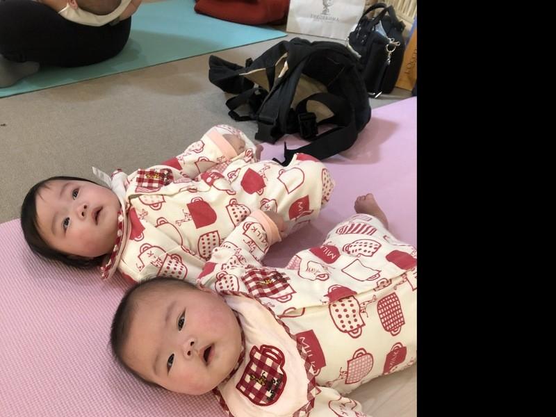 【双子オンライン教室】ふたごママのための運動不足解消・体型戻しヨガの画像
