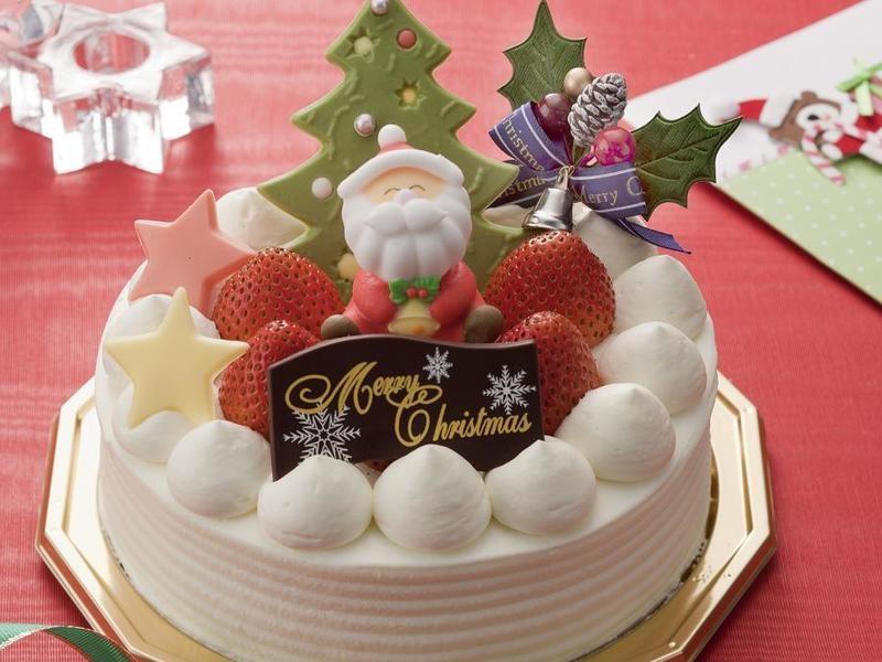 1から作るクリスマスデコレーションケーキ教室@武蔵小杉の画像